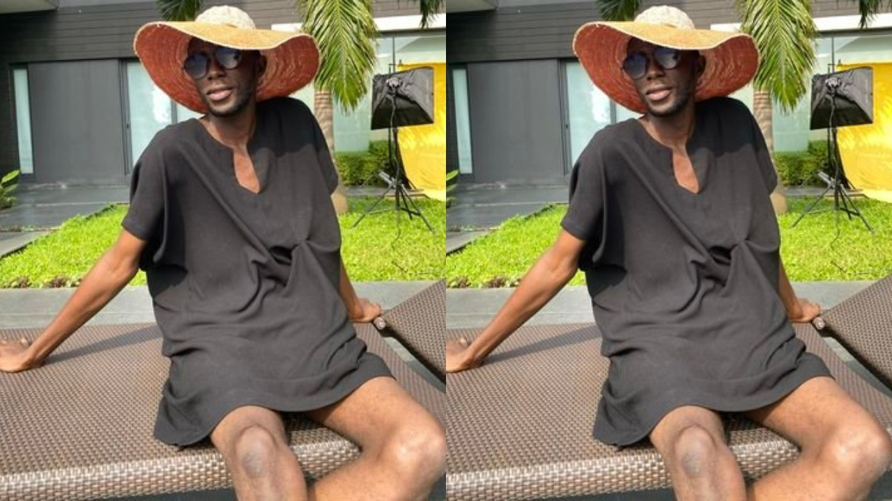 """""""It gets better"""" - Nigerian Fashion Designer shares his story five years after he was diagnosed with HIV"""