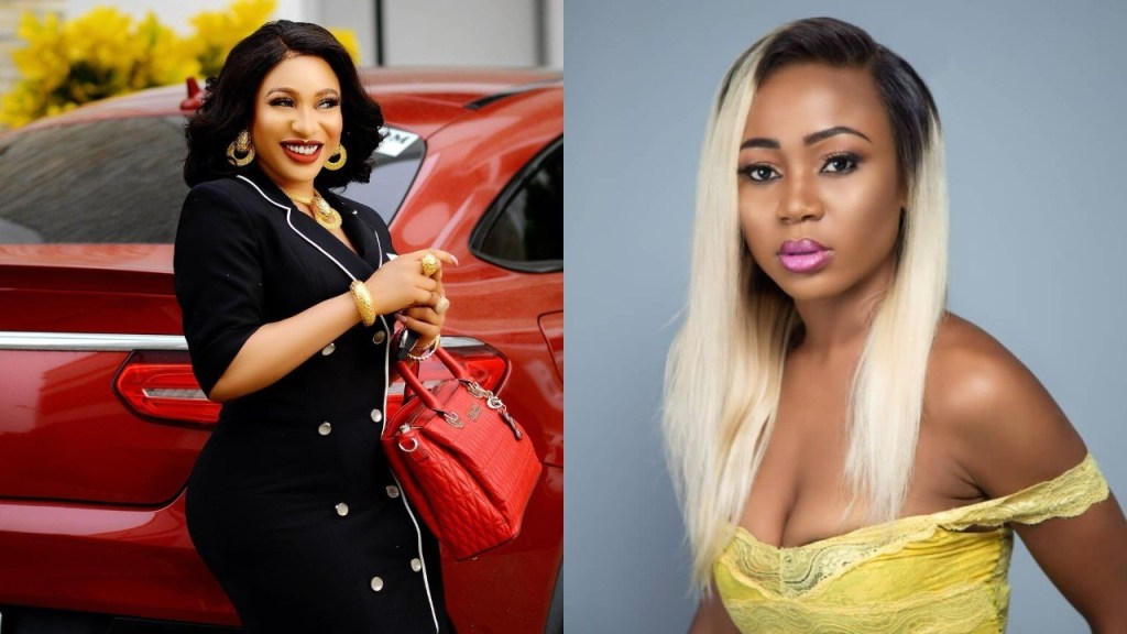 """""""3 months without your child is a pain no mother should feel"""" - Tonto Dikeh pleads for the release of convicted actress Akuapem Poloo"""