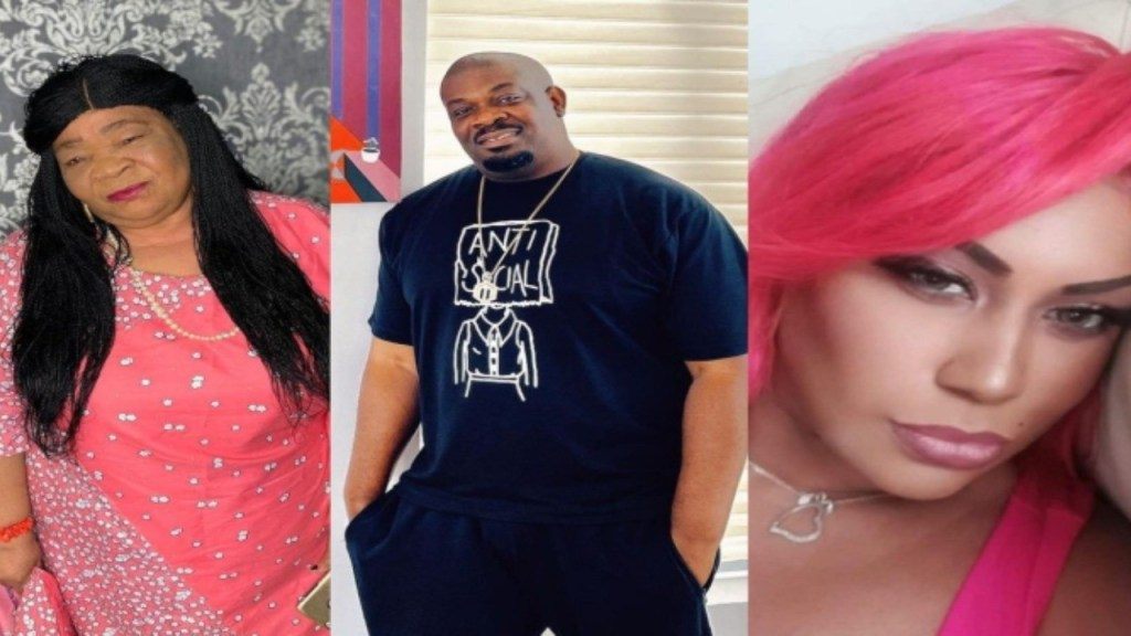 'You Deserve To Be Treated Nice' - Don Jazzy's Mother Finally Reacts To His Failed Marriage With Ex Wife, Michelle Jackson