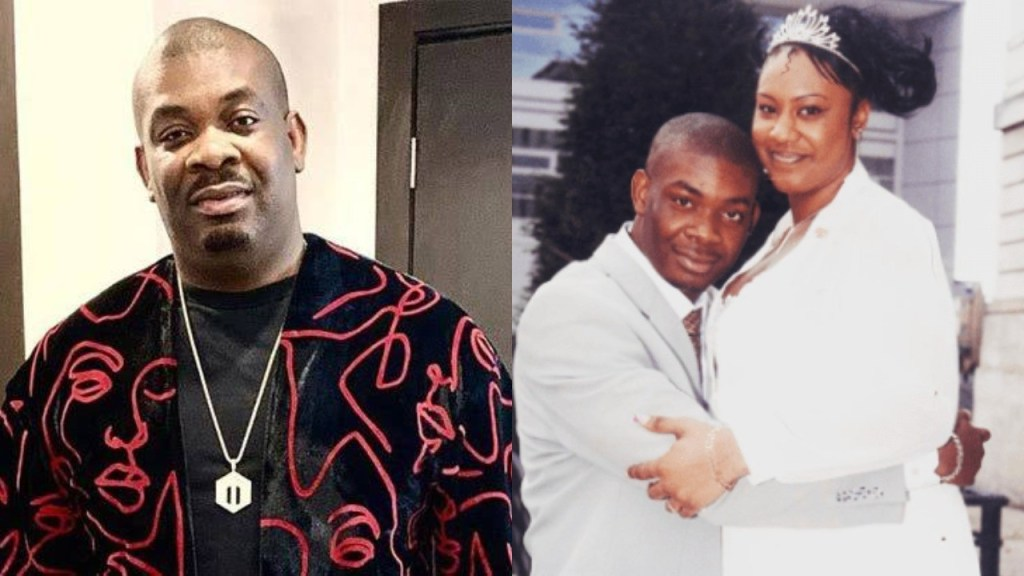 I got married at 20 but I hurt my wife & we divorced after 2 years' - Don Jazzy reveals
