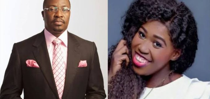 Alibaba's side chick exposed, allegedly responsible for his crashed marriage after his wife caught them - Blogger says