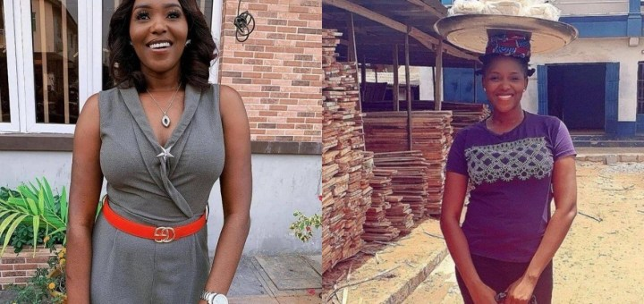 """""""I hawked bread to see myself to University"""" - Actress Biola Adebayo shares her grass to grace story"""