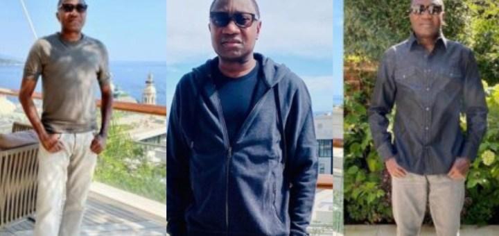 Billionaire Femi Otedola schools a fan who believes he does not work