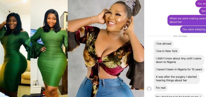 Dr. Anu called out again for reportedly 'spoiling' another lady's bumbum'. (Photos)