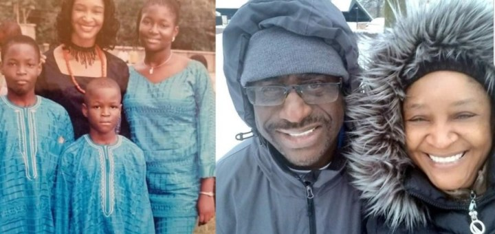 Mother of three who left her marriage over domestic violence narrates how she found love again