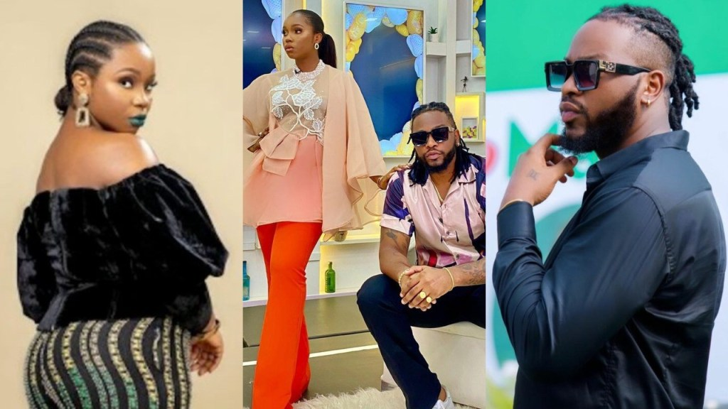 BBNaija Couple, Teddy A and BamBam reveal why they don't go through each other's phone