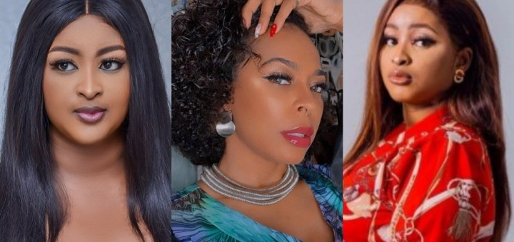 """""""Insensitive"""" - Actress, Etinosa drags TBoss over her post about ladies with moustache"""