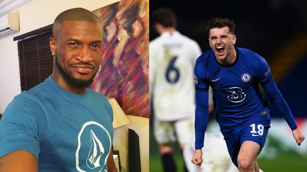 """""""I am N48M richer"""" - Peter Okoye excited after winning a bet following Chelsea's win against Madrid"""