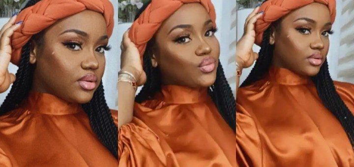 Davido's babymama, Chioma serves rich aunty vibes in stunning new photos