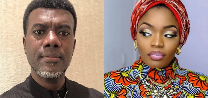 BBNaija's Bisola Aiyeola drags Reno Omonkri after he said he has no sympathy for single mothers