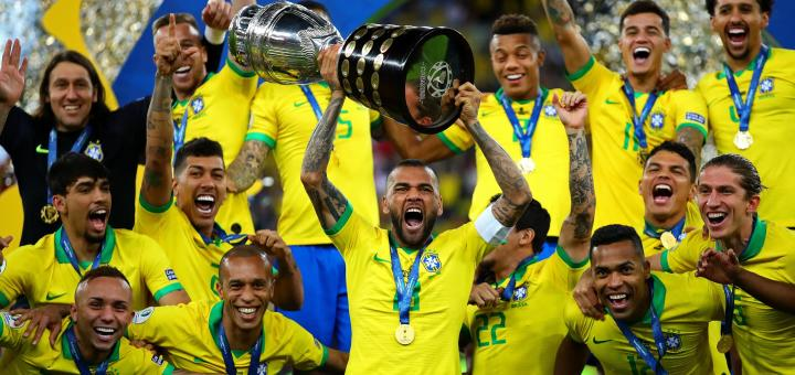 Brazil confirmed as new hosts of 2021 Copa America