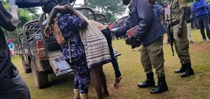 Drama as married woman allegedly gets stuck to her lover during S.ex
