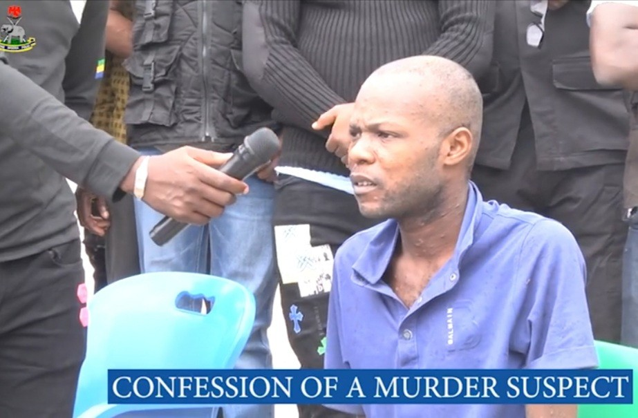 'We raped her, killed her and then poured acid on her body'' - Man recounts how he and three others murdered a petty trader who he had sold a piece of land to