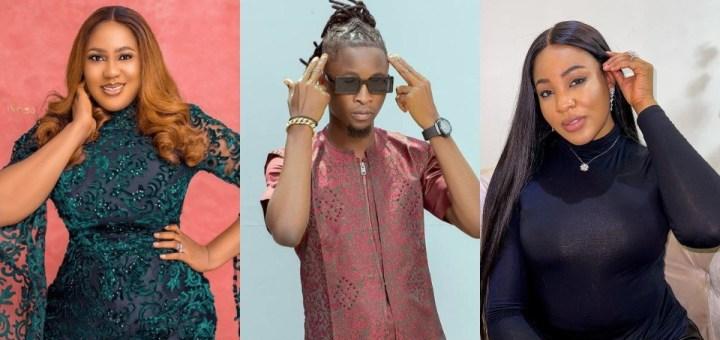 "#BBNaija Reunion: ""Laycon owes Erica a Serious Apology"" - Actress, Chita Agwu says he was very Manipulative"