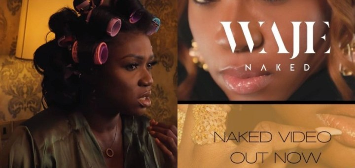 Video: Waje – Naked