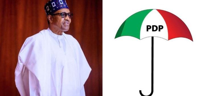 #TwitterBan: ''Halt this international shame by rescinding this ugly decision'' - PDP tells President Buhari