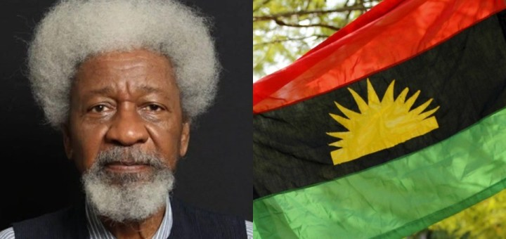 It's their right to secede - Soyinka backs Biafra, Oduduwa agitators