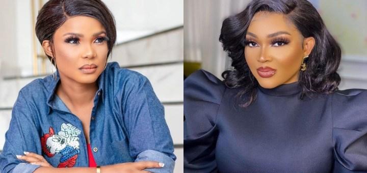Iyabo Ojo admits she blocked Mercy Aigbe on Instagram