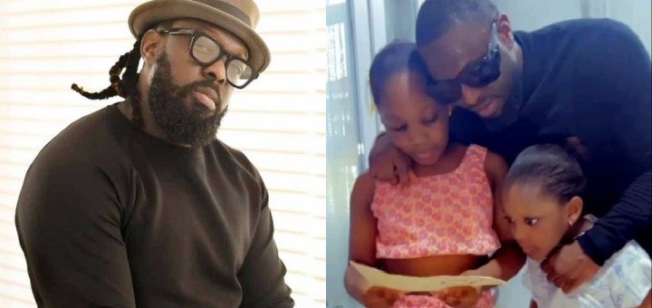 """""""Get married, you are getting old"""" - Timaya's first baby mama, Barbara gives him a word of advice"""