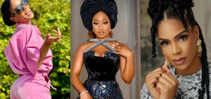 """""""We know how you move around your friend's love interest"""" - BBNaija's Venita attacks Esther Biade"""