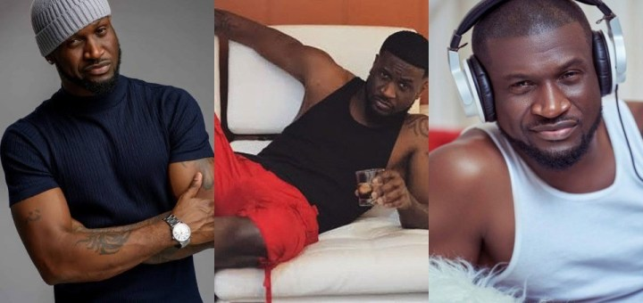 """""""They thought I wouldn't survive alone but now I'm richer"""" - Peter Okoye throws shade"""