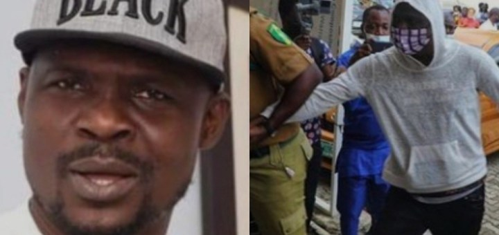 Popular actor and comedianBaba Ijeshaon Thursday, as at the time of this report, is at the Special Offences Court in Ikeja, Lagos.