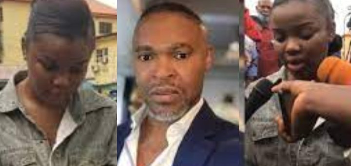 21-year-old UNILAG student Chidinma arrested for allegedly killing Super TV CEO Michael Usifo.