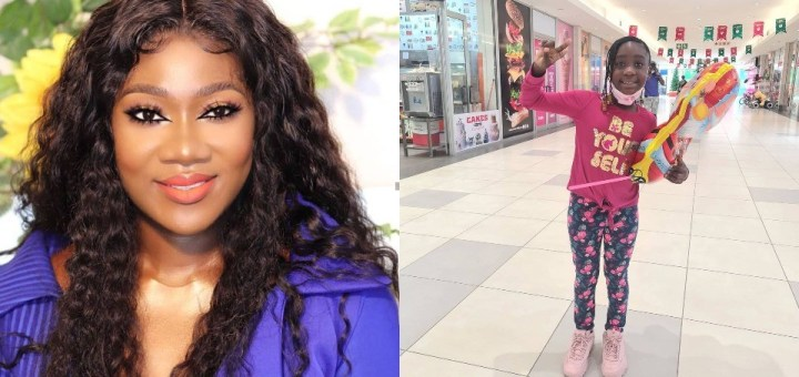 She beats me a lot and I wonder if she is my Mother - Mercy Johnson's daughter, Purity cries out (Video)