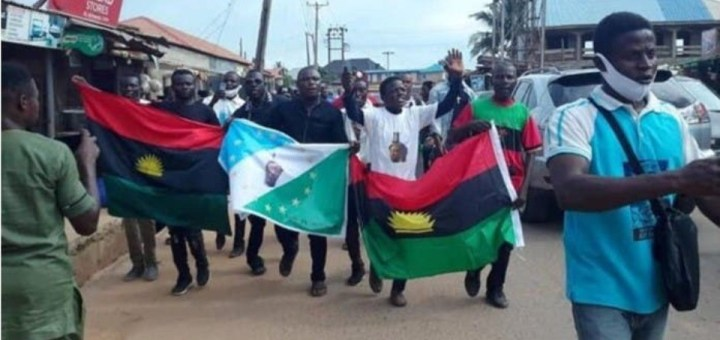 Biafra Oduduwa have formed a joint force to protect the south - IPOB