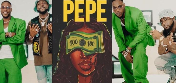 Video: L.A.X – Pepe Ft. Davido