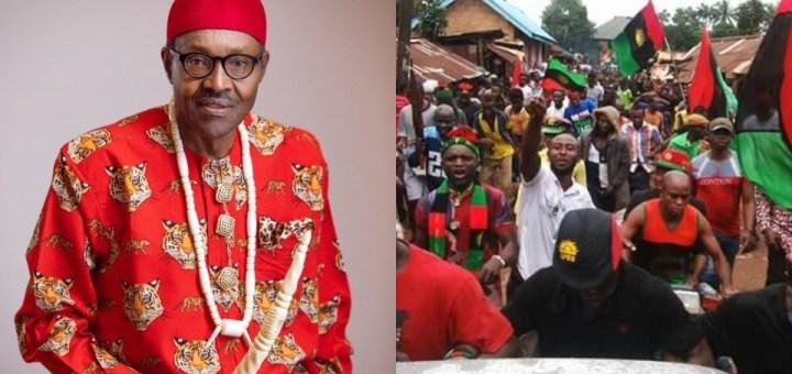 """Allow Igbos to have Biafra"" - Northern Coalition tells Buhari"