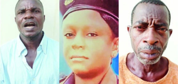 Her fiancé shot her in the head and poured her blood into a Calabash - Herbalist narrates how NSCDC Officer was killed for Ritual
