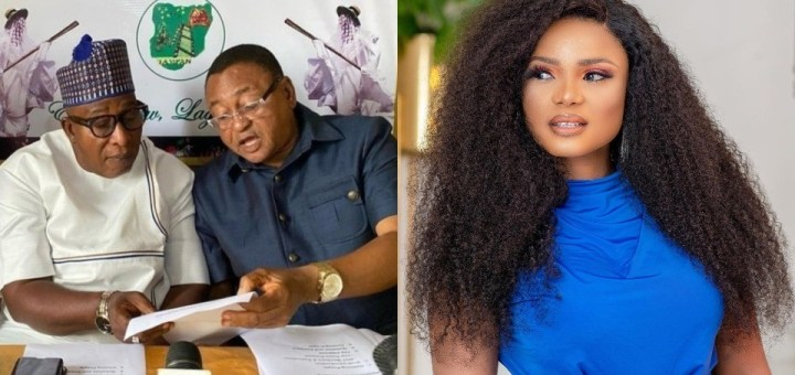 """Baba Ijesha Rape Case: """"I can never be silenced"""" - Actress, Iyabo Ojo reacts after being blacklisted by TAMPAN"""