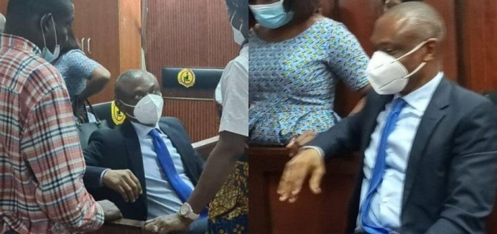 Francis Atuche: Ex-Bank MD sentenced to 6 years in Prison begs for mercy