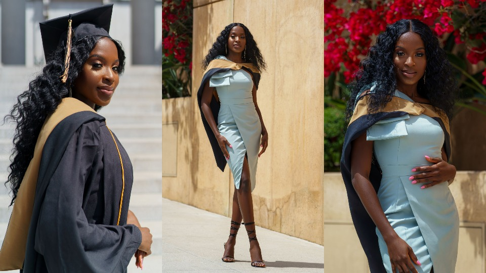 """""""I did it, so can you!"""" - Young Nigerian Lady writes as she graduates with a Masters Degree in Systems Engineering"""