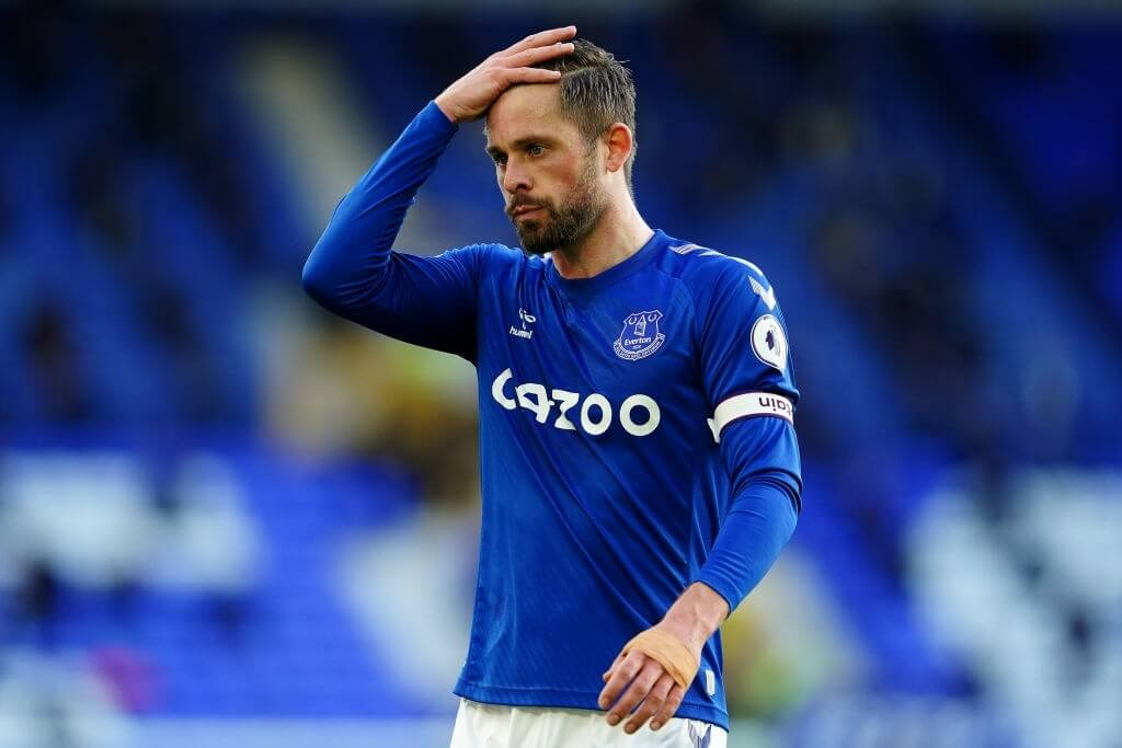 Everton midfielder, Gylfi Sigurðsson revealed as the married footballer being investigated for alleged Child S3x Offences