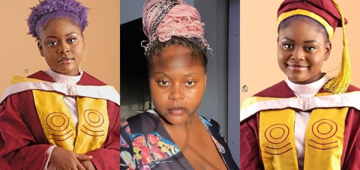 """""""How UNILAG frustrated me because my final year project was about sexual harassment"""" – Lady"""