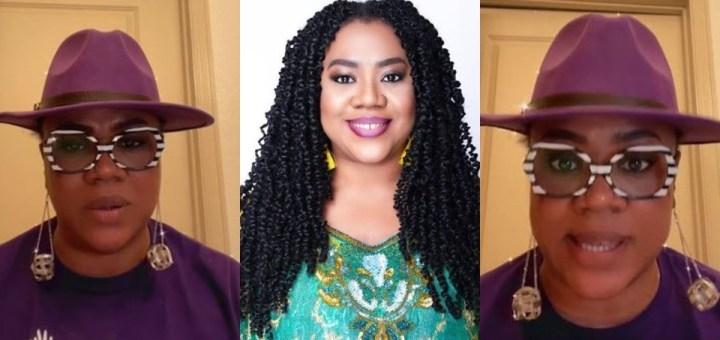 Actress, Stella Damasus fires back at followers who accused her of promoting domestic violence after she encouraged women to learn martial art