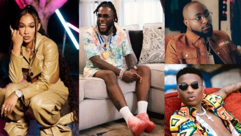 """""""I know their songs but I don't know what they look like"""" – American rapper Bia clears the air after Nigerians dragged her for claiming she doesn't know Wizkid Davido or Burna Boy"""