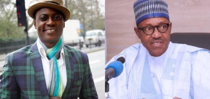 President Buhari mourns veteran singer, Sound Sultan
