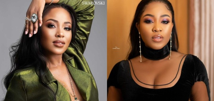 #BBNaija star, Erica lists out her achievement one year after leaving the show