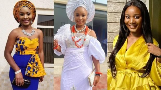 Don't use God to deceive people - Actress Amanda Ebeye tells Pastors |  Lucipost