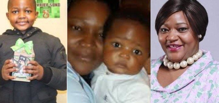 """""""After 21 years of waiting 2 stillbirths 4 miscarriages God rewarded us the 7th time"""" - South African woman shares as she celebrates only son"""