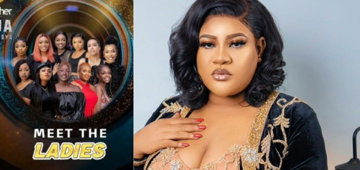 """""""Enough of supporting fair girls every time pick a black girl this year"""" - Actress Nkechi Blessing tells BBNaija viewers"""