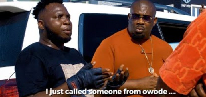 Comedy Video: Yemi Elesho - Delivery Man In A Big Mess