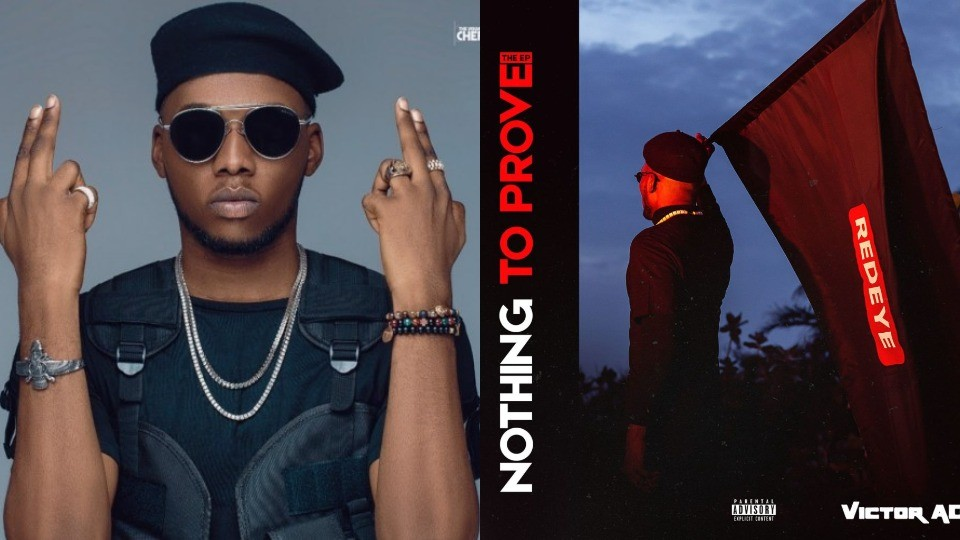 Music: Victor AD – Nothing To Prove (EP)