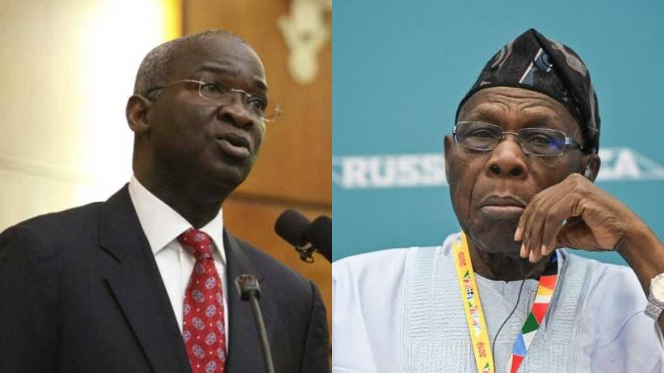 $12bn cash payment to service foreign debt in 2005 was a wrong move - Fashola
