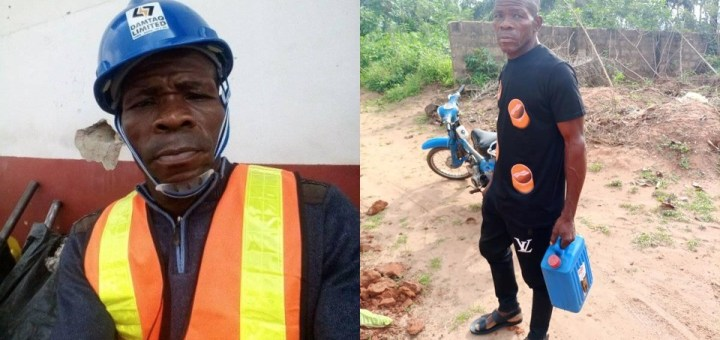Daughter demands justice as her Father allegedly dies in Police Custody after he was arrested over a land in Lagos State
