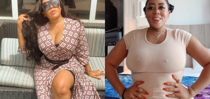 """""""As long as you didn't marry a virgin, you're a sinner"""" - Moyo Lawal slams Older Women who judge Younger Women for the same things they did"""
