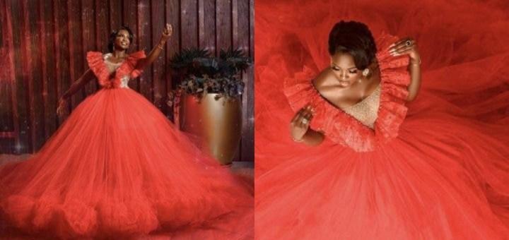 BBNaija star, Ka3na Jones shares stunning photos as she celebrates her 27th birthday